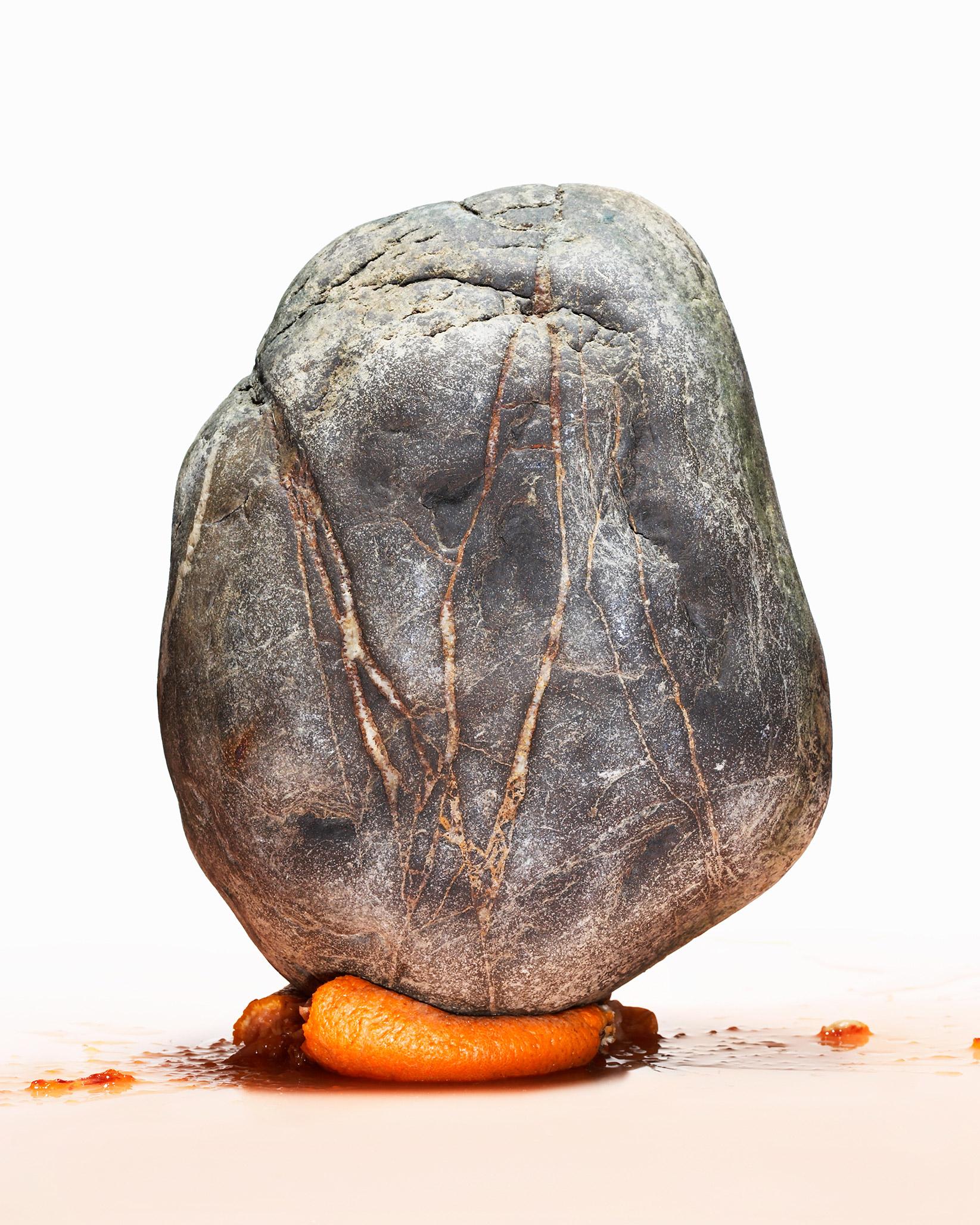 Orangenmousse