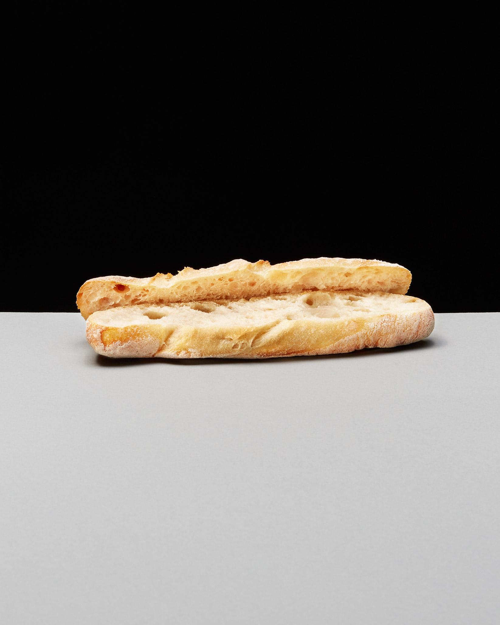 Sandwich ohne Fleisch