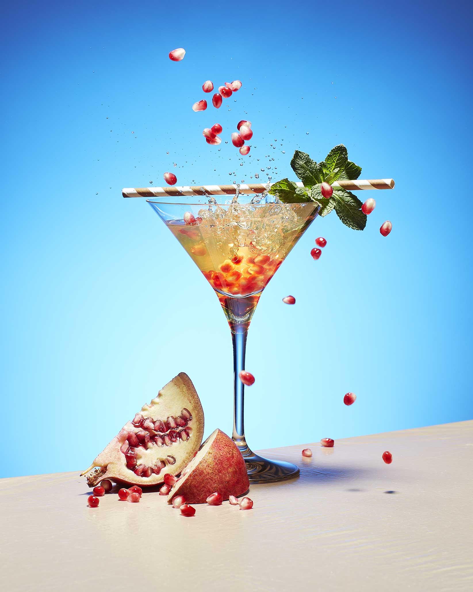 Cocktail Granadaflyer